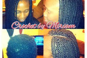 Photo #5: Crochet Hair Designs
