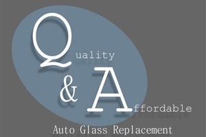 Photo #1: Q&A auto glass