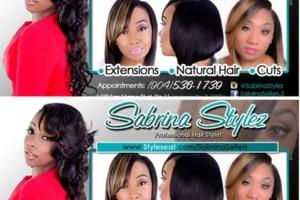 Photo #1: Exclusive J Hair Studio