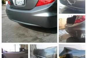 Photo #1: NESH Mobile Auto Finish Repair