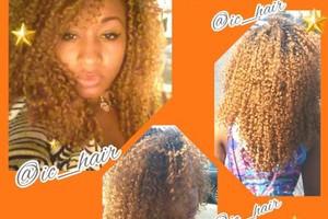 Photo #2: Hair Designs by I'esha