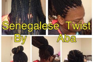 Photo #1: Aba's Hair Braiding