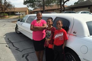 Photo #2: M&M Limousine Service and Transportation
