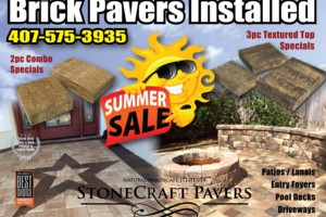 Photo #1: StoneCraft Pavers