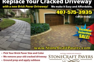 Photo #3: StoneCraft Pavers