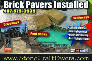 Photo #4: StoneCraft Pavers