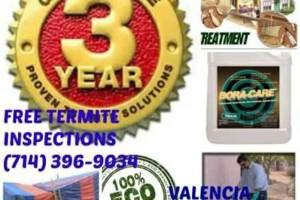 Photo #2: Valencia Termite Control