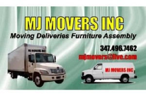 Photo #1: Mj Movers