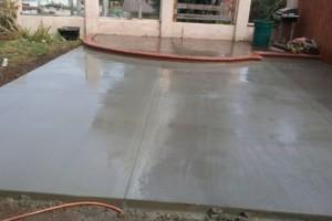 Photo #1: Albert's concrete