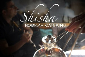 Photo #1: Art of Smoke hookah catering
