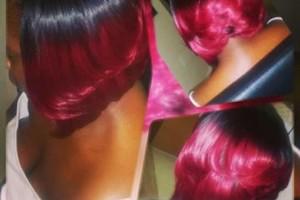 Photo #6: Hair by Bacadie