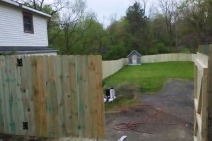 Photo #2: Nick's Custom Concrete & Fence
