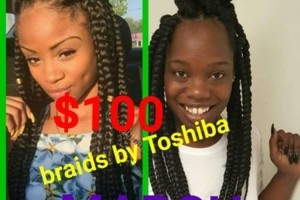 Photo #3: Toshiba's Braids Studios