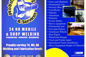 Photo #6: Smith's Mobile Welding