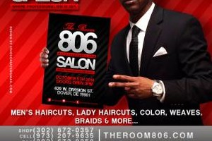 Photo #1: The Room 806 Salon
