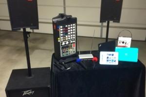 Photo #3: PA/Music Sound System Rental