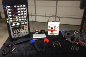 Photo #4: PA/Music Sound System Rental
