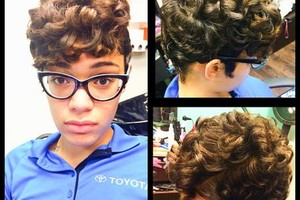Photo #5: Vogue hair studio