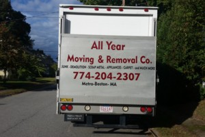 Photo #1: All Year Moving&Removal