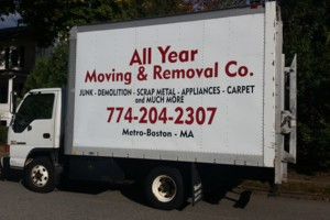 Photo #2: All Year Moving&Removal