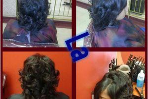 Photo #6: Meridian Hair Salon