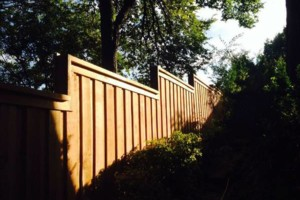 Photo #2: Braughton & Sons Custom Fencing