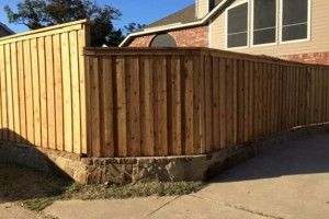 Photo #3: Braughton & Sons Custom Fencing