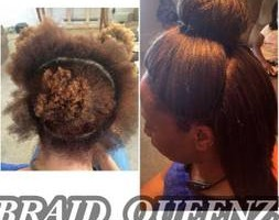 Photo #4: Braid Queenz