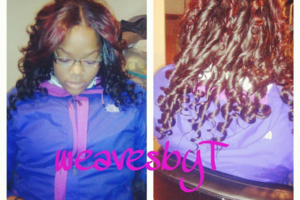 Photo #1: Weaves by T.