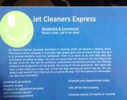 Photo #1: JET Cleaners Express