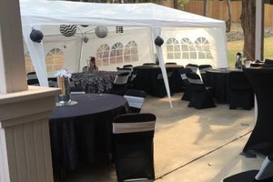 Photo #1: Party Tents, Tables & Chairs