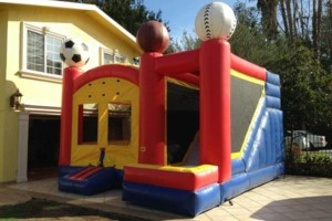 Photo #1: ALL OUR KIDS JUMPERS AND PARTY RENTALS