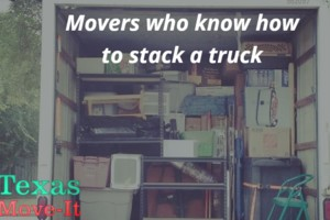 Photo #1: Texas Move-It Houston Professional Movers