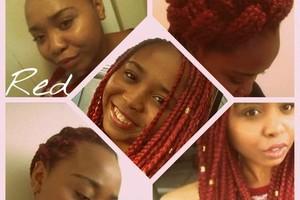 Photo #1: Hair Passions Studios