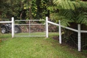 Photo #2: Ranch Fencing