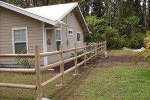 Photo #3: Ranch Fencing