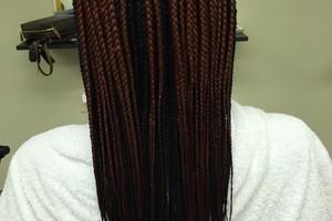 Photo #1: # 1AFRICAN HAIR BRAIDING