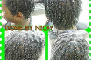 Photo #1: Fine hairstylist