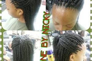 Photo #5: Fine hairstylist