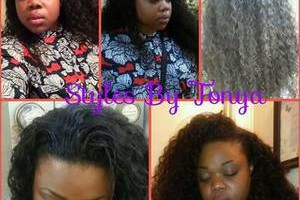Photo #3: Tonya's Braiding & Natural Hair Salon