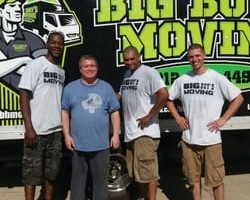 Photo #1: Big Boy's Moving, LLC