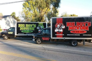 Photo #4: Big Boy's Moving, LLC