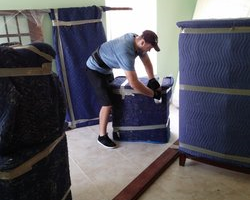 Photo #1: 1 St Choice Movers
