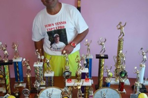 Photo #1: Yuri's Tennis