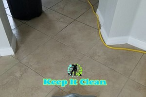 Photo #1: Keep It Clean Carpets and Tile