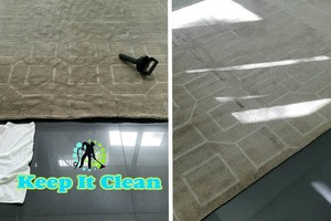 Photo #2: Keep It Clean Carpets and Tile