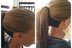 Photo #2: Glorious African hair braids