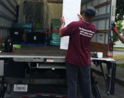Photo #1: The Experienced Movers & Storage Inc
