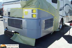 Photo #1: Delta RV and Truck Painting
