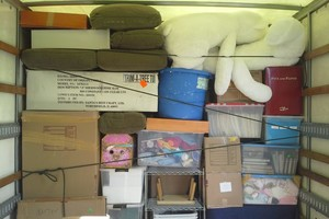 Photo #2: Dan's Professional Moving & Cleaning Services
